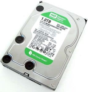 Ổ cứng HDD 1TB Western Digital Green 3.5