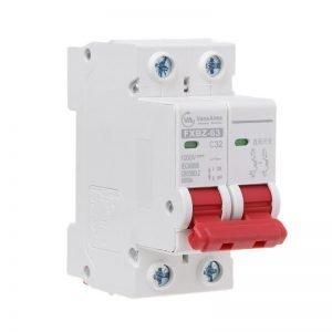 Aptomat CB DC 1000VDC 32A chuyên dụng điện mặt trời