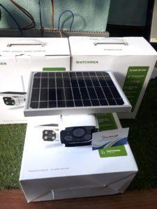 Camera Solar