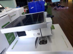 Camera Solar năng lượng mặt trời