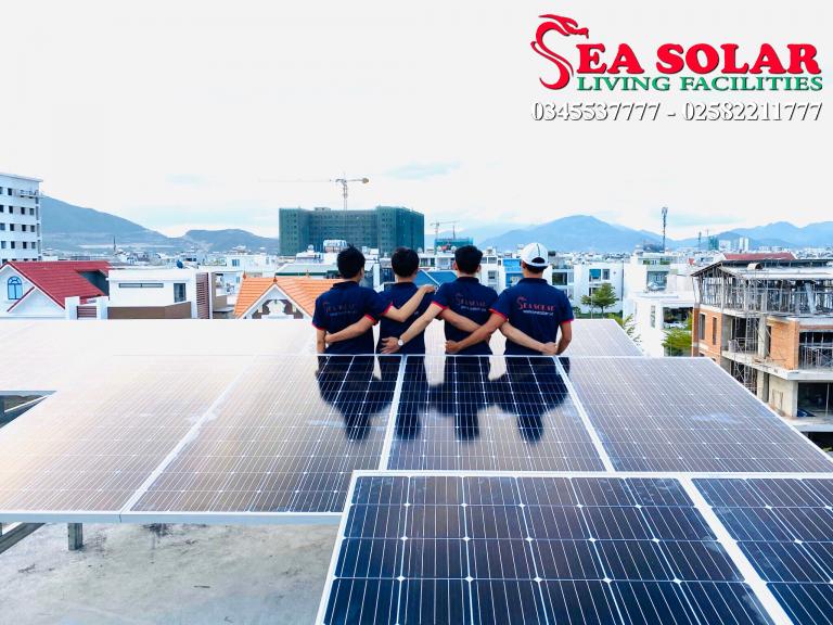 Công Ty TNHH Công Nghệ Số Sea solar